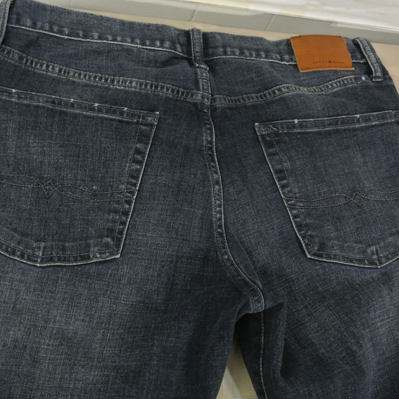 d14de86c Lucky Brand Other - LUCKY BRAND 221 Original Straight 36 x 32 Men Jean